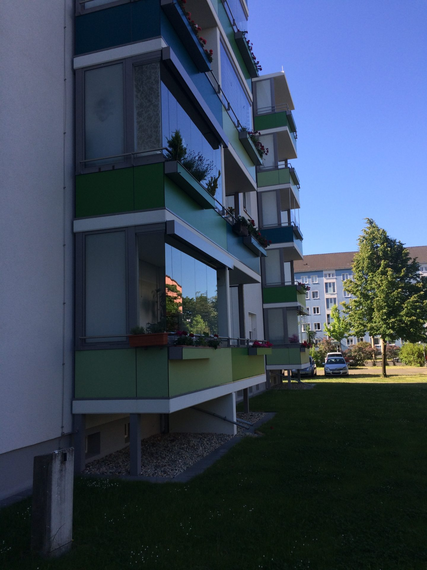 Balkonverglasungen für Dresden
